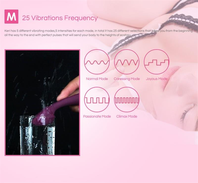 25 Vibrations Frequency cheap vibrator for sale