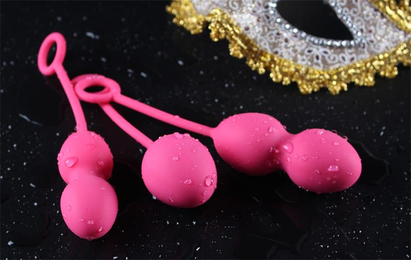 100% waterproof kegel excise for woman