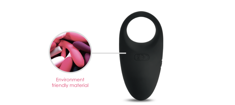 Environment friendly material clitoral stimulator